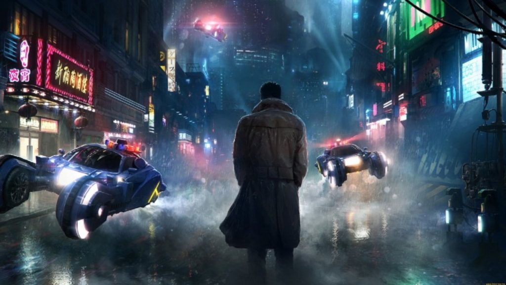 Richard Ludlow brings the world of Blade Runner Revelations to life